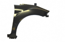 FORD FIESTA MK 8  DRIVERS SIDE WING  O/S  NEW   2008 - 2012 ( READY TO PAINT )